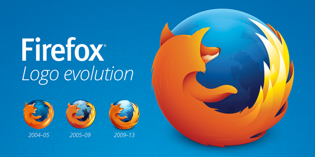 The history and evolution of Firefox logo