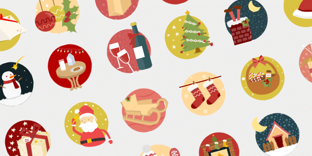 Christmas-Icon-Set