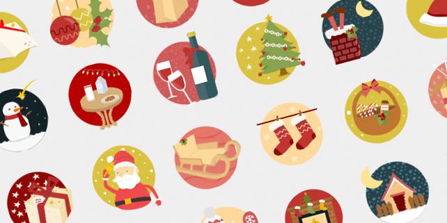 Christmas-Icon-Set