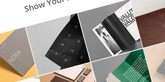 Elegant – creative portfolio HTML template