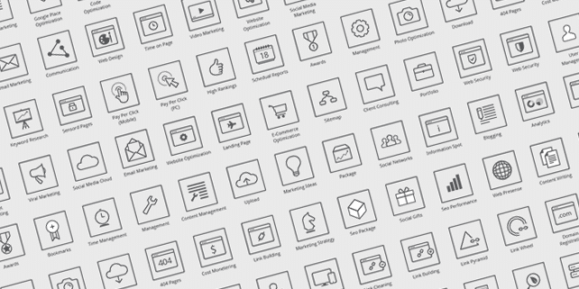 free-vector-seo-icons