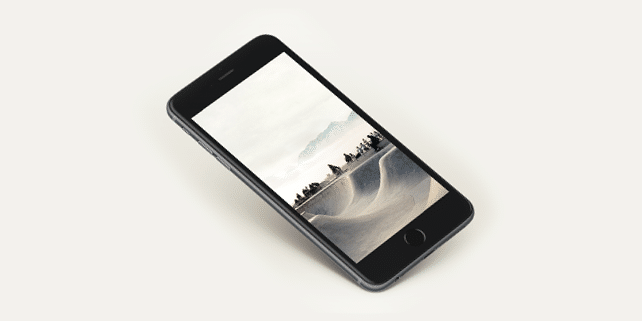iPhone 6 Plus free mockup