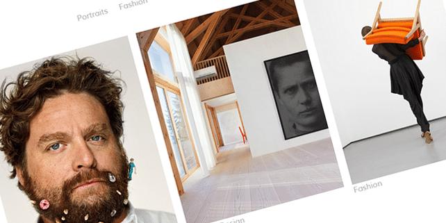 Portra – portfolio WordPress theme