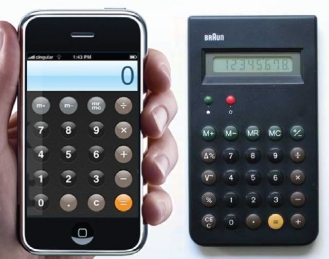 Braun ET44 and iPhone