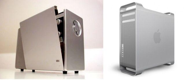 Braun T1000 and Mac Pro