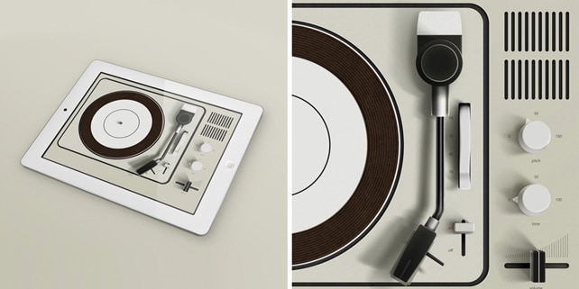 10 principles of good design by Dieter Rams in today's UI design