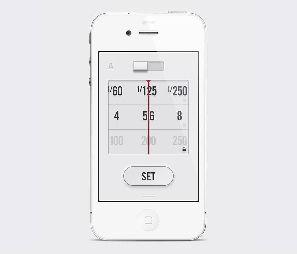 LightMeter-App