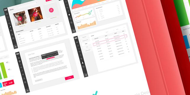 Blog-app-free-psd