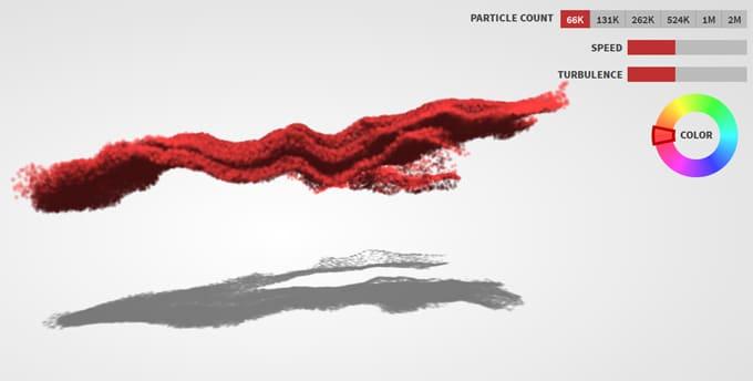 Volumetric-Particle-exp