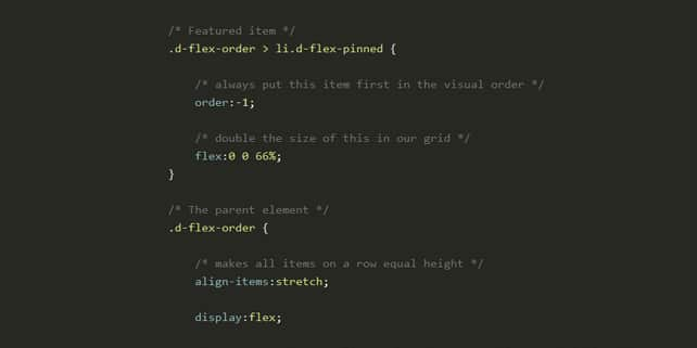 Everything you need to know about flexbox