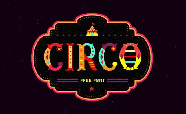 Circo-font
