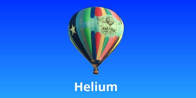 Helium-app