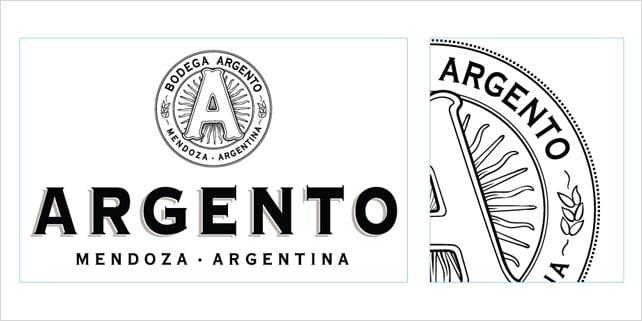 argento logo