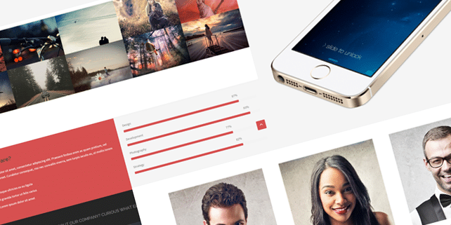 Sydney – business WordPress theme