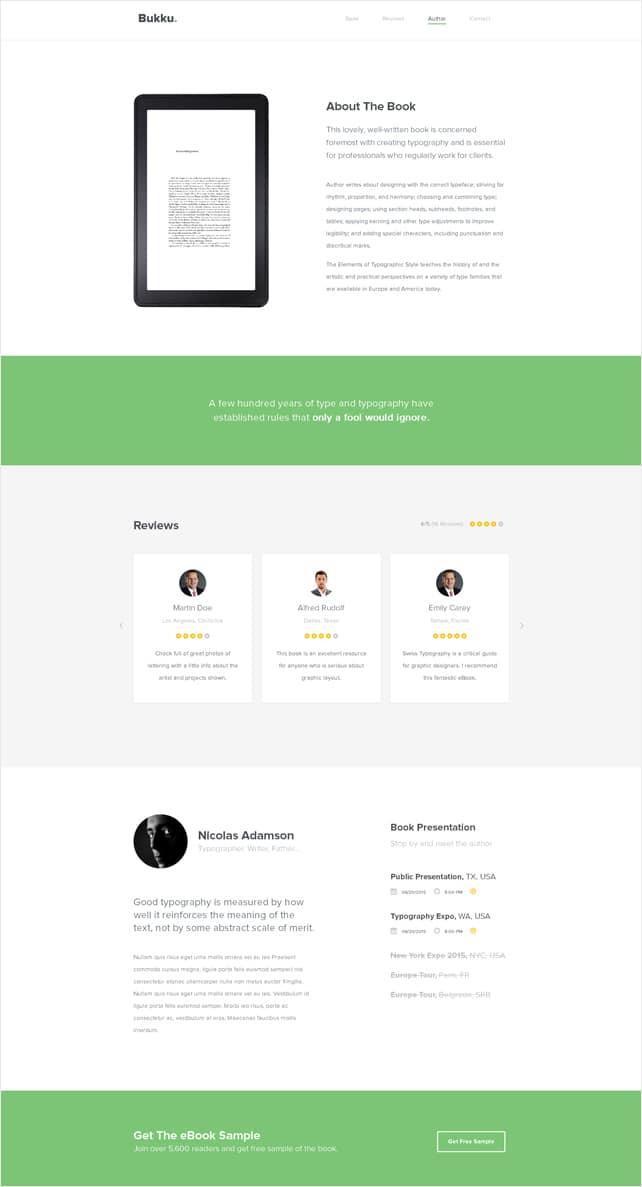 Bukku-html-theme