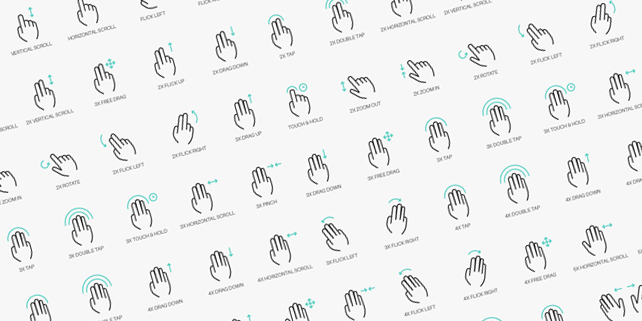 gesture-free-icons