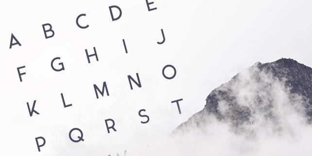 ikaros-elegant-font