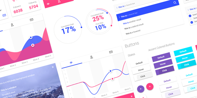 material-design-ui-kit