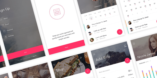 Do – versatile app UI kit