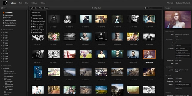 The story behind Koken – a lesser known CMS for photographers