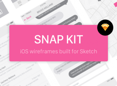 Snap UI kit