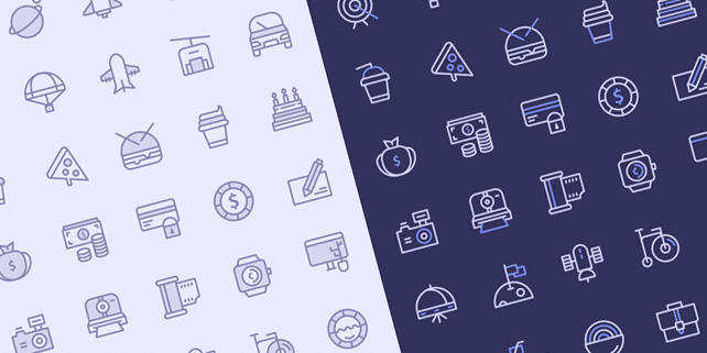 Birply icon set (40 items)