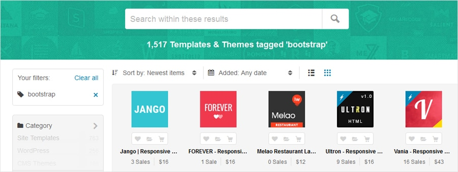 bootstrap-themes
