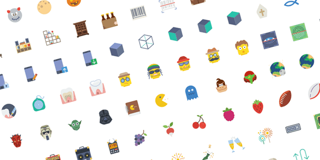 Smashicons huge icon set (500 items, 4 styles)