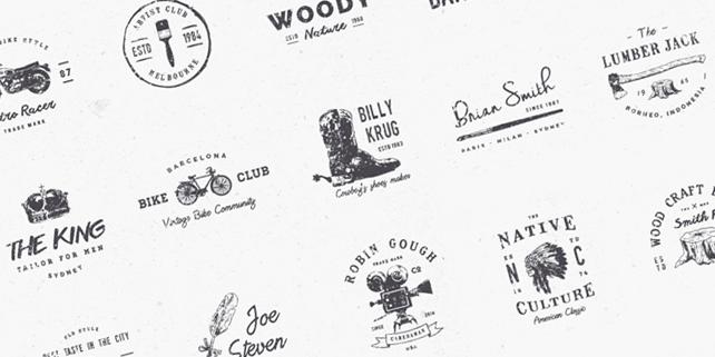 vintage-logo-pack