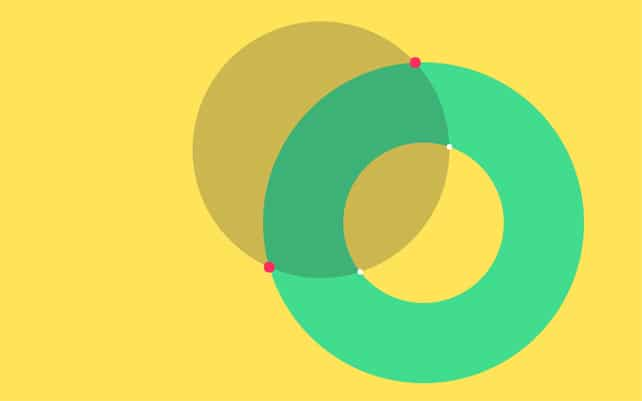 circle-intersectCircle