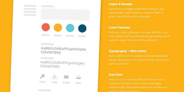 How to create beautiful style guides online