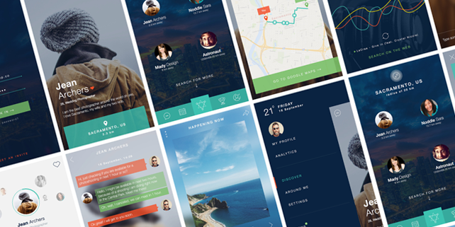 nerdial-modern-mobile-app-ui-kit