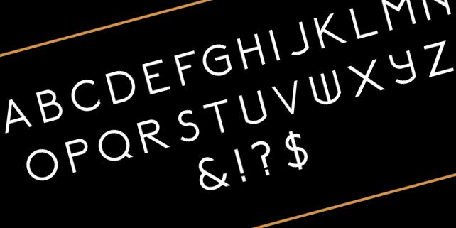 relancer-art-deco-font