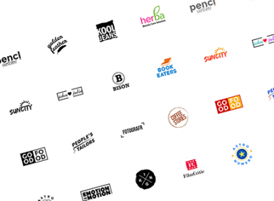 16 clean logos