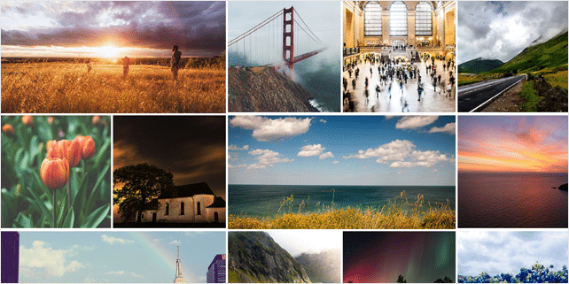 Touch-friendly jQuery image lightbox for mobile and desktop