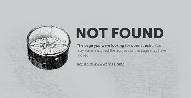 awwwards-404page