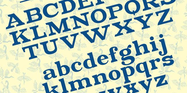Magnolia – playful free font