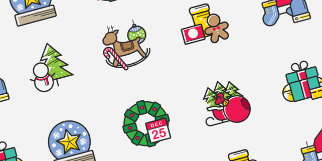 8-stylish-christmas-icons