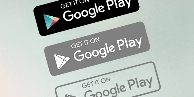 Google Play vector logo