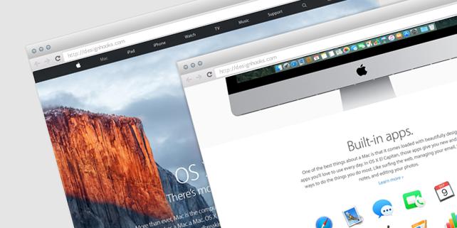 minimalistic-chrome-browser-mockup