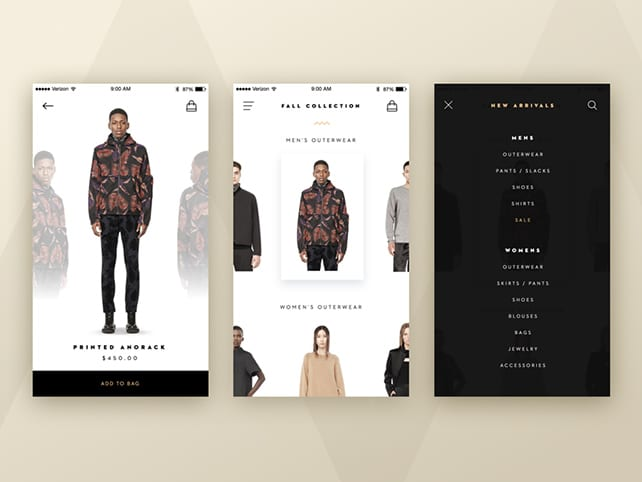 Fashion-App