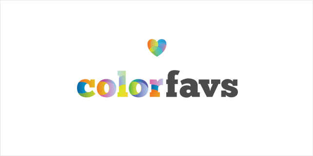 ColorFavs – a new way to create color palettes from images