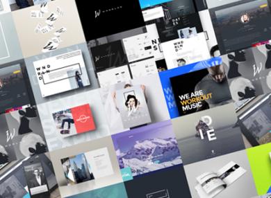 dribbble-portfolio-html-template