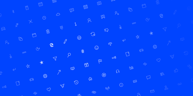 250+ Windows 10 vector icons