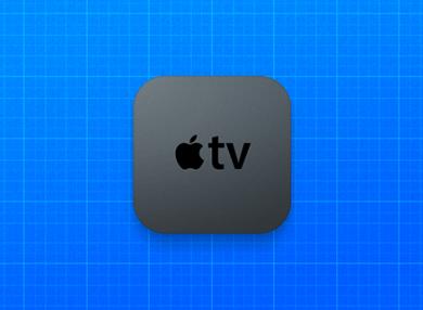 Apple TV design