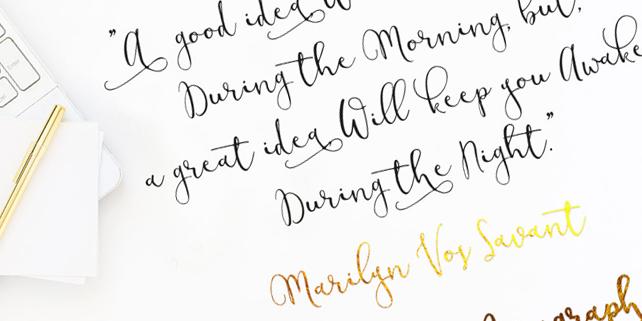 modesty-stylish-calligraphy-font