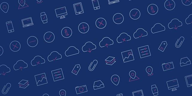 25 minimalist vector line icons