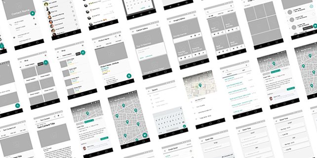 material-design-wireframe-ui-kit