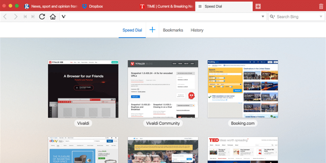 Meet Vivaldi 1.0 – another kind of browser, built for and with the web