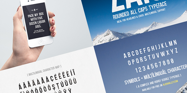zaio-clean-rounded-font